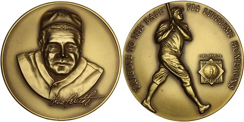Babe Ruth Medal