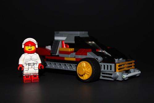SPEEEEEEEEEED RACERRRR!!! (Not really, but it felt right to say)