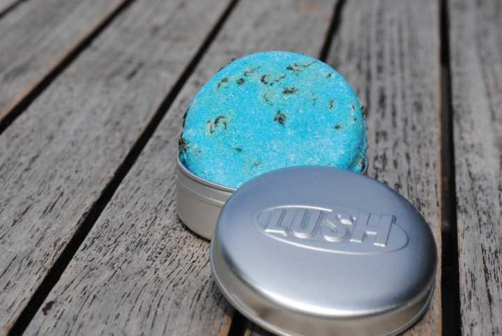 Getest: Seanik shampoo bar van Lush