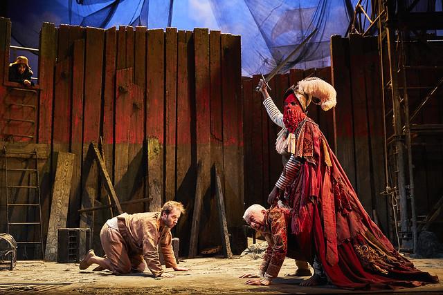 « Les Fourberies de Scapin » au théâtre de Caen