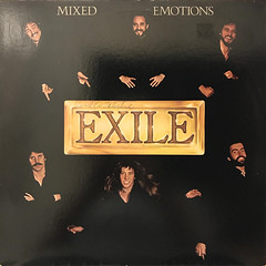 EXILE:MIXED EMOTIONS(JACKET A)