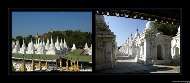 Kuthodaw Pagoda- Mandalay- Myanmar, Nikon E4100