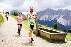 BĚŽELI JSME: Horský maraton v italských Dolomitech