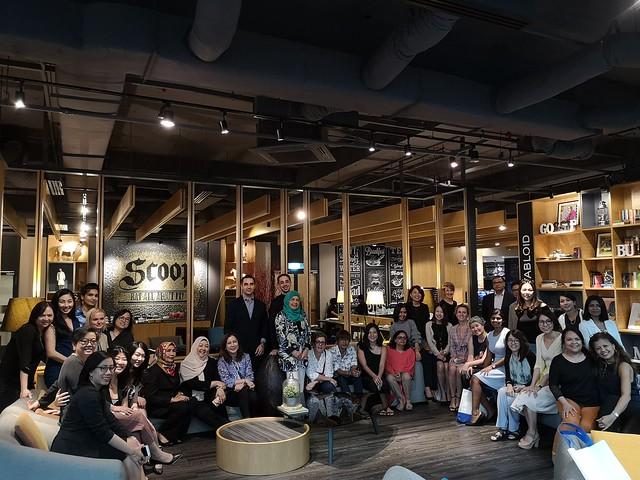MABC High Tea Talk - Wellness and Working Flexibly