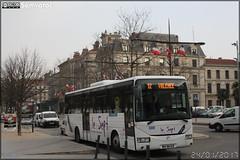 Irisbus Crossway - Les Cars de l'Eyrieux / Le Sept n°552