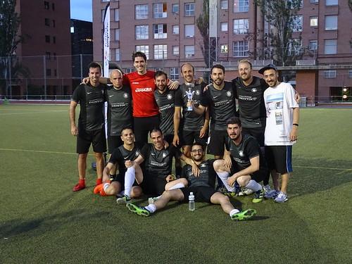 Dentix, campeon del Mundial en Segunda División