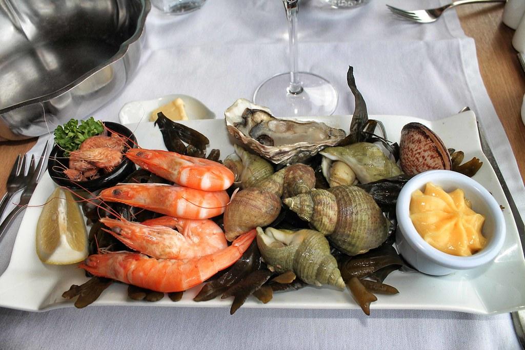 La Sirene - Fruits de mer