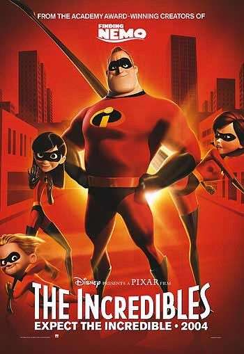 The Incredibles - Poster 5