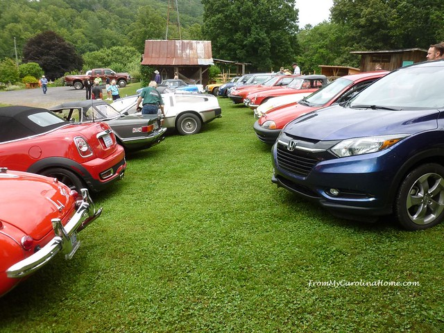 British Car Club Troyer Drive at From My Carolina Home