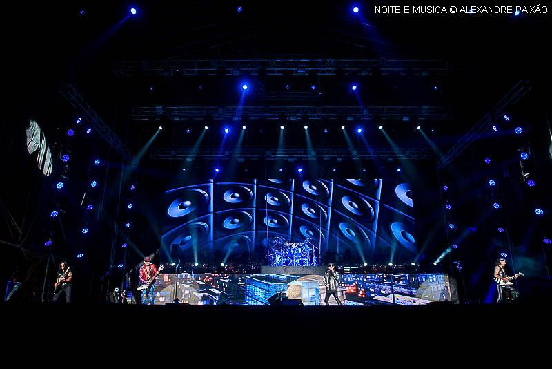 Scorpions - Estádio Nacional de Oeiras '18