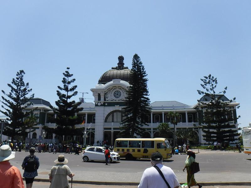 Мозамбик - бывшая страна