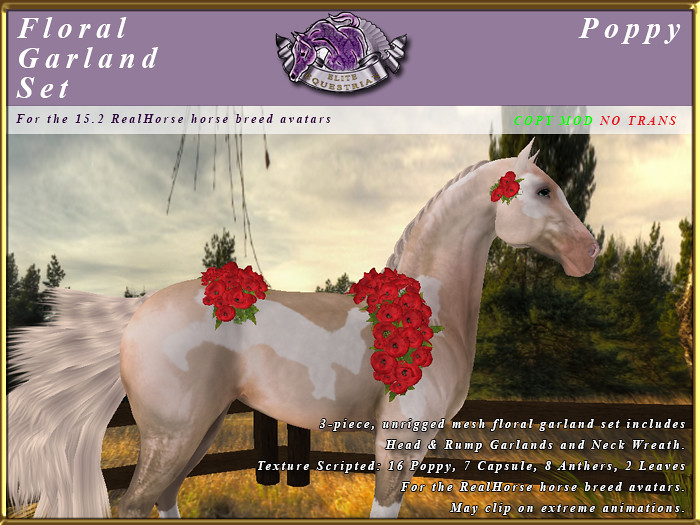 E-RH-FloralGarlands-Poppy - TeleportHub.com Live!