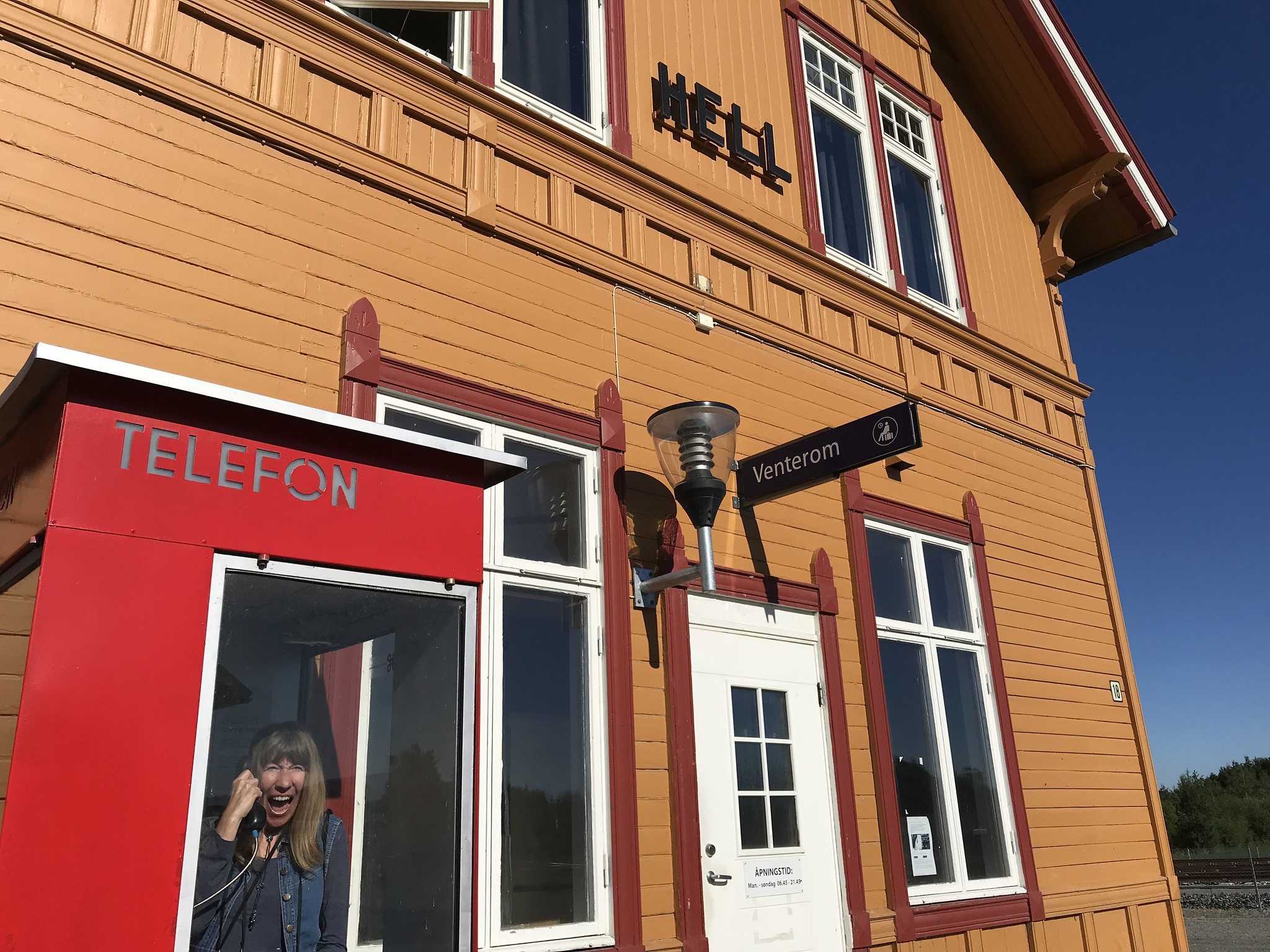 Collec Call From Hell, Norway