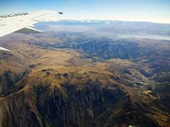 Avion Cuzco-Lima