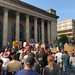 Sheffield Together Against Trump Demo, 13th July 2018