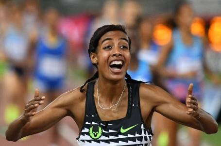 Nový evropský rekord na 5000 m zaběhla Sifan Hassan