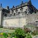 Queen Anne's Garden at Stirling Castle