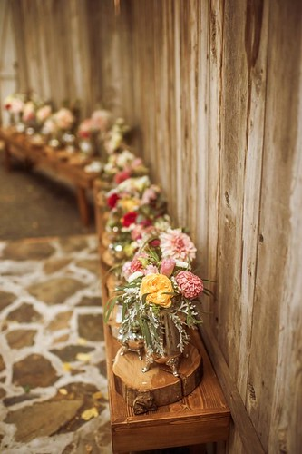 Weddings Flower Arrangements : wedding centerpieces all ready for the big day