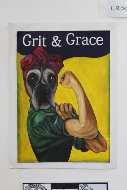 2018 GCSE Art Exhibition