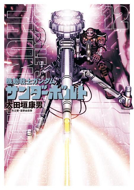 Gundam Thunderbolt 12