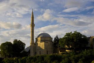 Mosque in Mostar, Bosnia