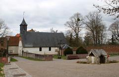 L'église Saint Martin de Creuse
