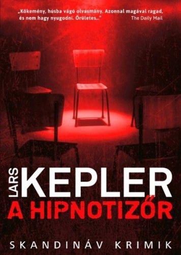 Lars Kepler: A hipnotizőr (Animus, 2018)