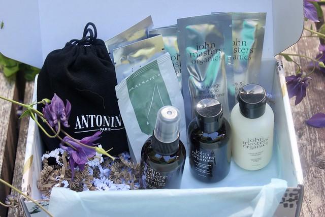 eco beauty wellness hiusboxi