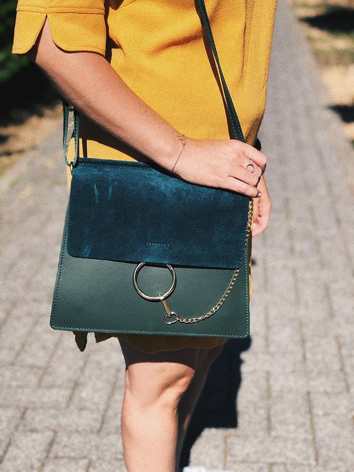 Groene Ring Bag