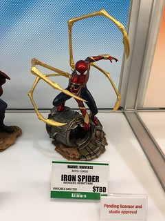 [SDCC 2018] Kotobukiya ARTFX+ & Bishoujo Series Figures on Display!