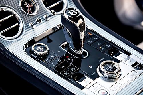 Bentley Continental GT (圖15)- 日內瓦波紋飾板