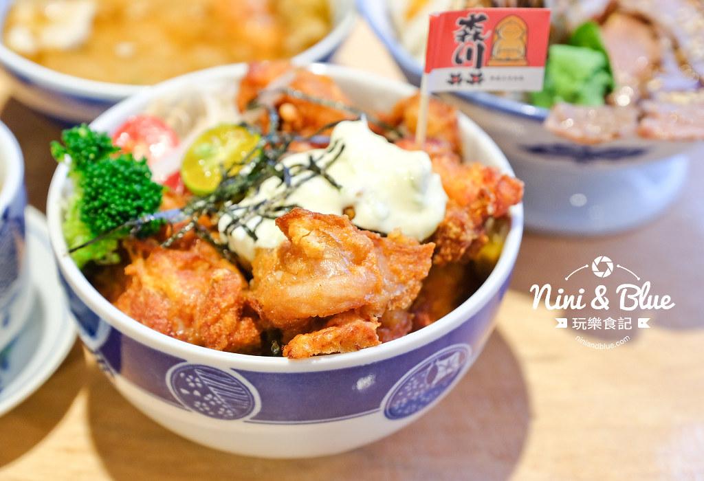 森川丼丼 台中 梅亭街 美食丼飯20