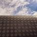 Cohen Quad roof detail