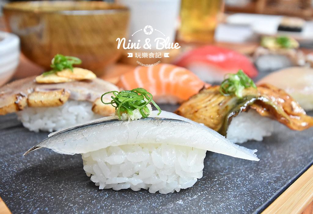 一笈壽司 台中 公益路 YIJI sushi 菜單21