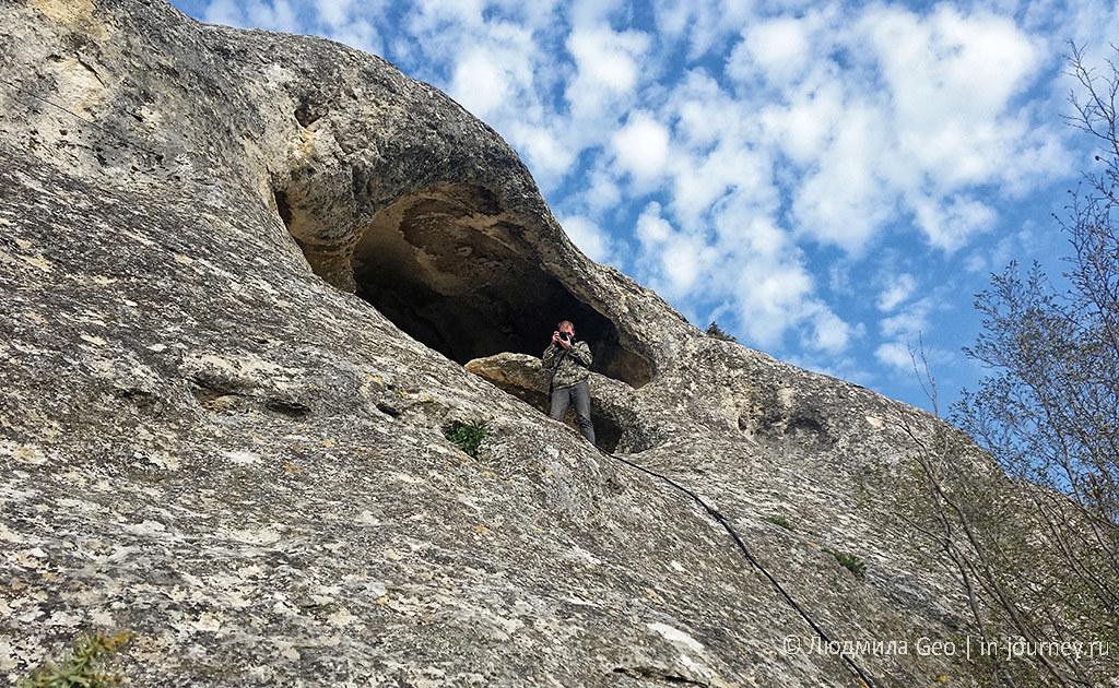 пещеры Инкерманской долины