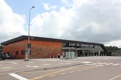 Dworzec TGV Le Creusot