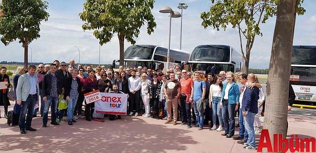 Anex Almanya'da büyüyecek -2