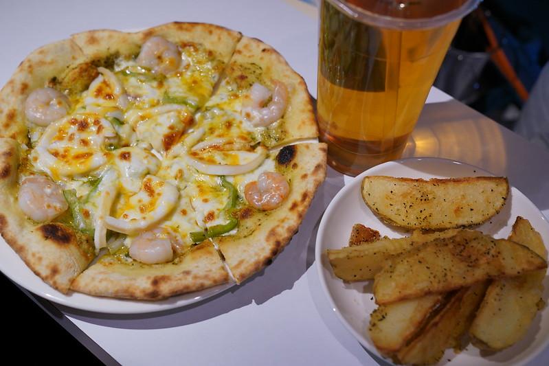 噗滋手工窯烤披薩 (10)