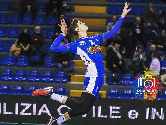 Pietro Margutti - Credit Francesca Mecozzi