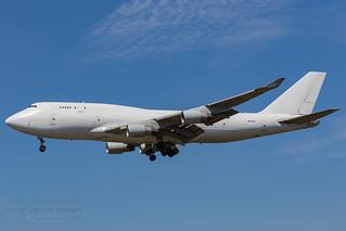 Cargo Air Lines Boeing 747-400F 4X-ICC