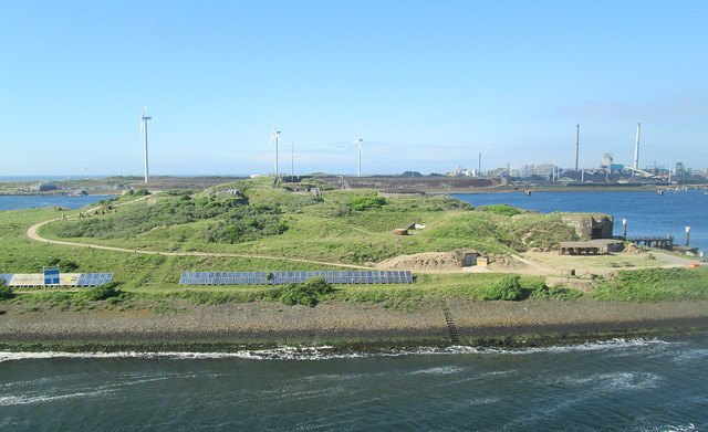 More of Fortress Island, IJmuiden, The Netherlands