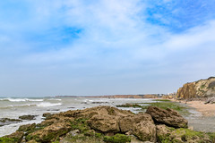 Coast of Conil de la Frontera Spain