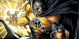 Batman Yellow Lantern Forever Evil