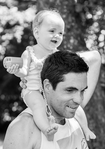 Manon et son Papa