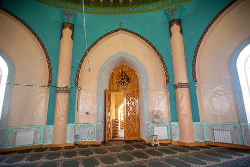2018 azerbaijan jumamasjid mosque quba az