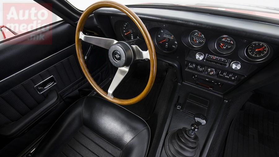 Opel GT istorija 9