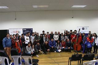 La Corporación Educativa San Ignacio de Loyola, a través de la Vicepresidencia de Responsabilidad Social (VPRS) junto con la Carrera de Música USIL, iniciaron el viernes 06 de julio, el proceso de promoción de Beca Potencial Perú,