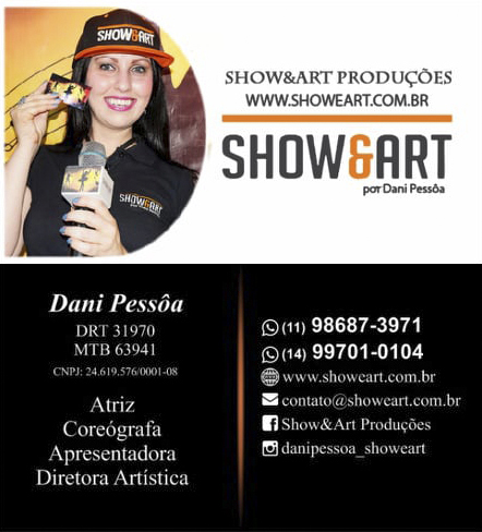 @ Arte Show&Art Produções