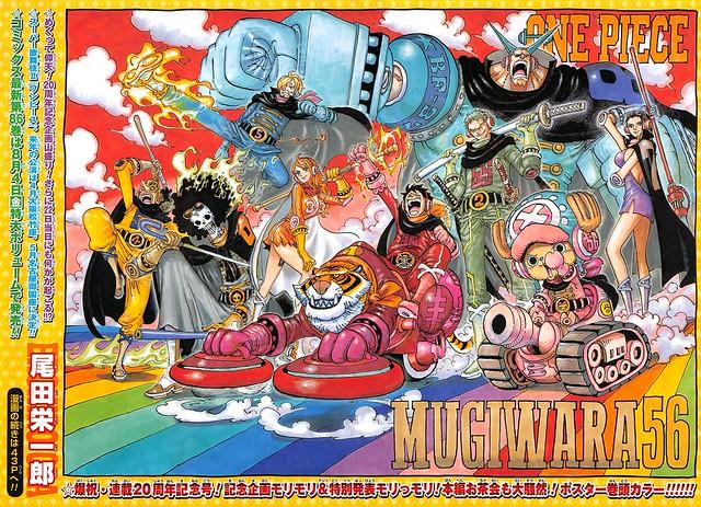 集結完畢!! WCF系列《ONE PIECE》草帽一夥56 第二彈 MUGIWARA56-vol.2