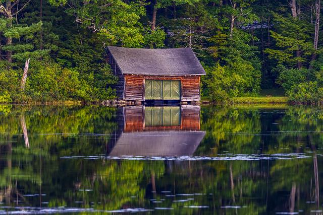 Chocorua Lake Reflection